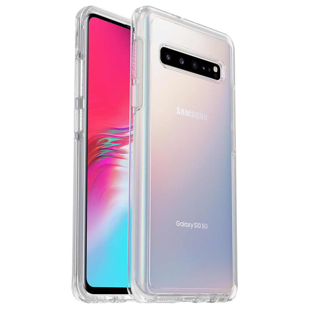 Otterbox Symmetry Case For Samsung Galaxy S10 5g in Clear, , large