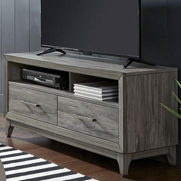 """Belle Furnishings Mercury 47"""" TV Console in Driftwood Gray, , large"""