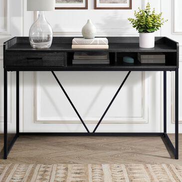 Mayberry Hill Preston Desk in Espresso, , large