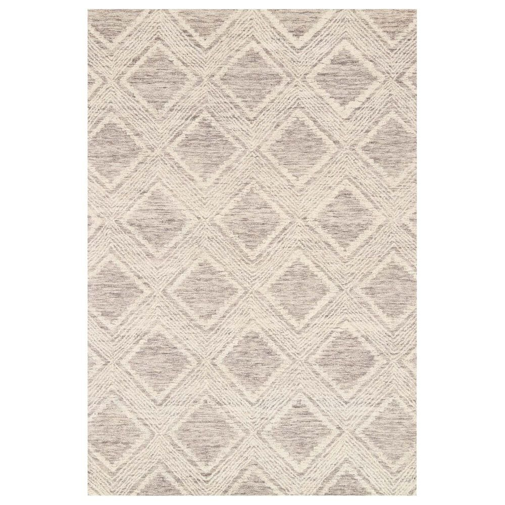 """ED Ellen DeGeneres Crafted by Loloi Kopa 3'6"""" x 5'6"""" Smoke and Ivory Area Rug, , large"""