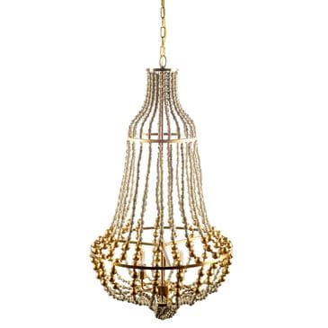Mercana Lafontaine Chandelier in Gold, , large