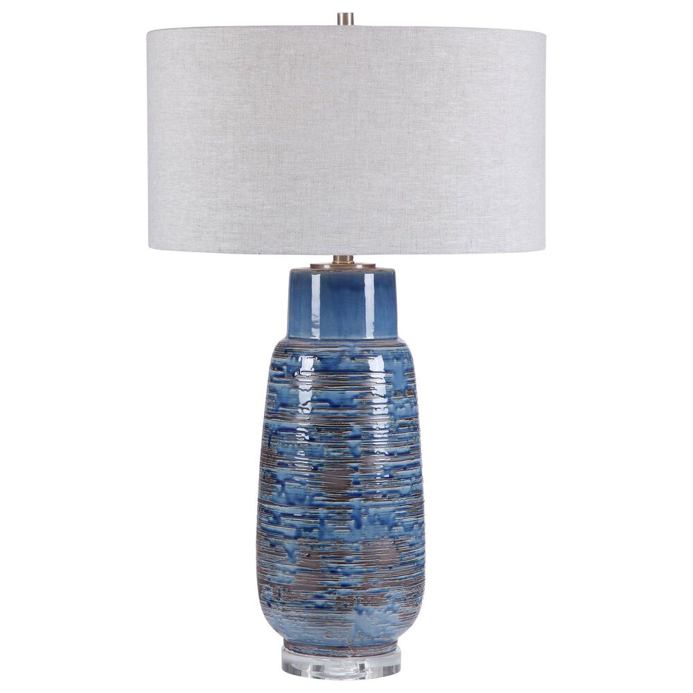 Uttermost Magellan Table Lamp, , large