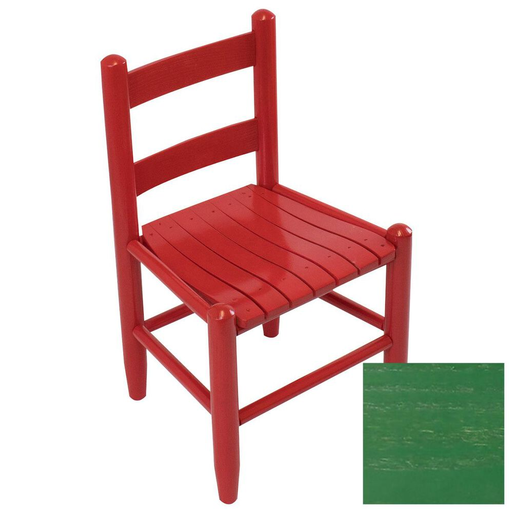 Other Asheville Childs Chair in Woodleaf Green, , large