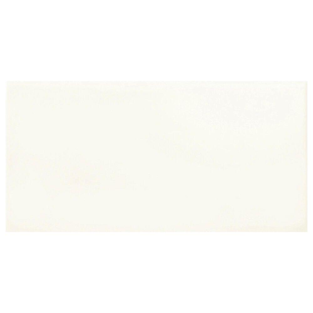 """Emser Catch Ivory 4"""" x 10"""" Matte Ceramic Tile, , large"""