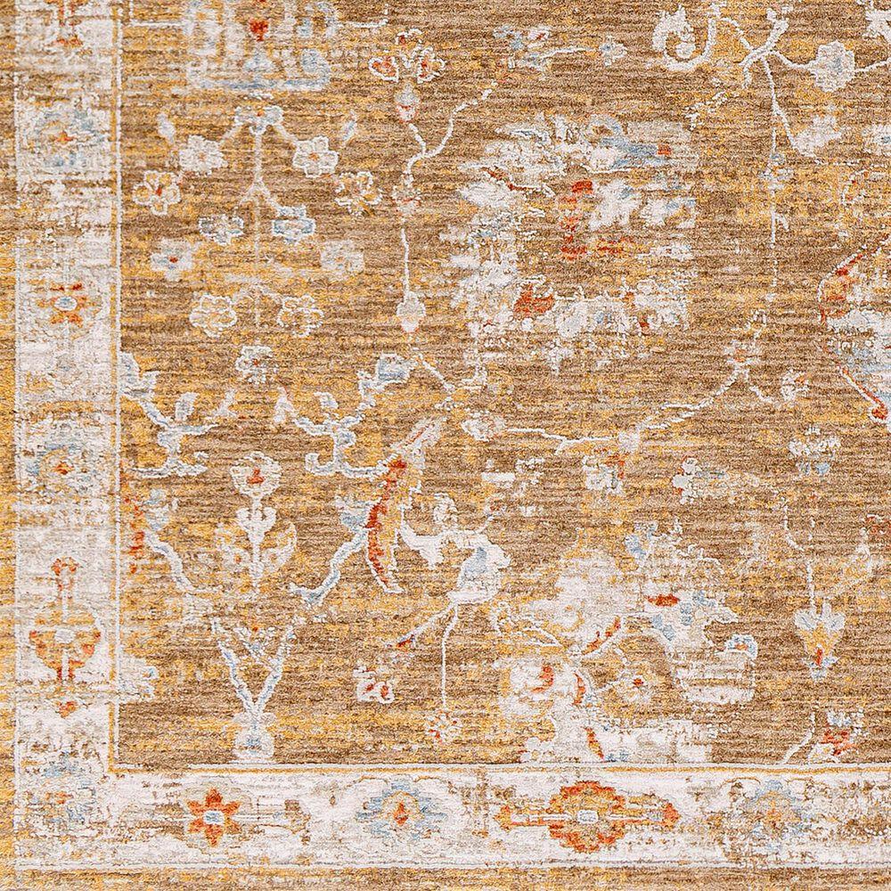 "Surya Avant Garde AVT-2320 7'10"" x 10'3"" Orange, Blue and Beige Area Rug, , large"