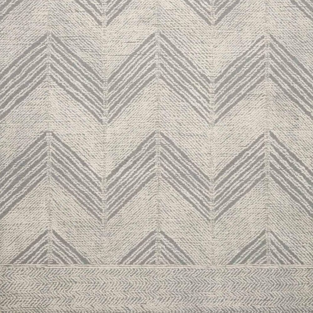 "ED Ellen DeGeneres Crafted by Loloi Kopa 11'6"" x 15' Grey and Ivory Area Rug, , large"
