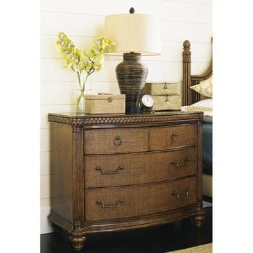 Tommy Bahama Home Bali Hai Silver Sands Bachelor's Chest in Warm Brown, , large