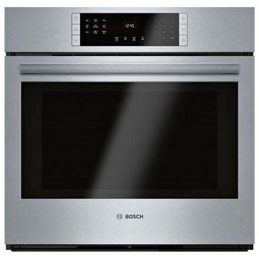"Bosch 30"" Built-In Single Electric Wall Oven with Convection in Stainless Steel, , large"