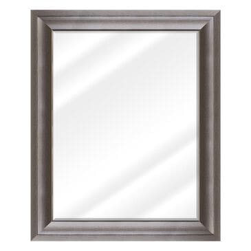 BP Industries Maxie Wall Mirror in Gray, , large
