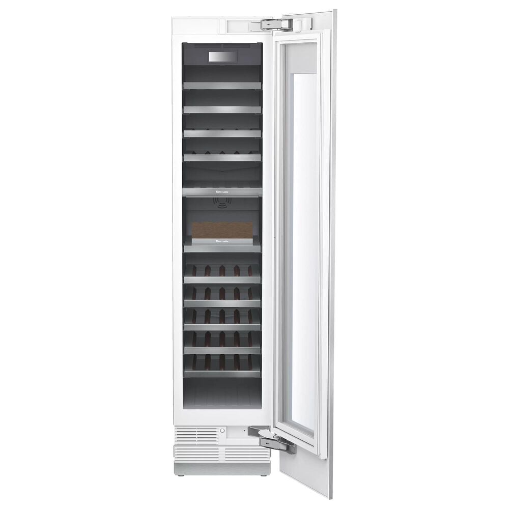 """Thermador 18"""" Wine Cooler Refrigerator in Stainless Steel , , large"""
