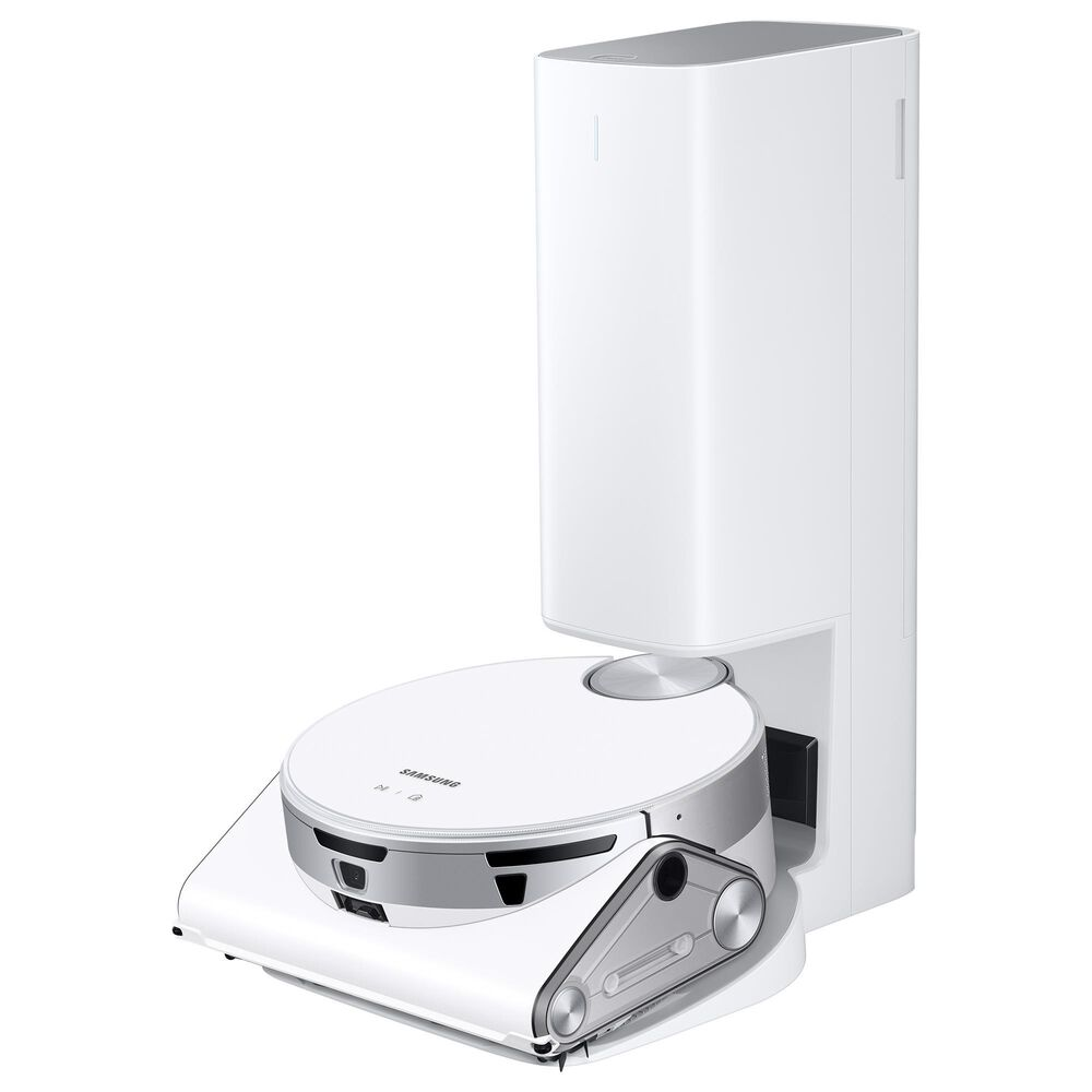 Samsung Jet Bot AI+ with Intel A.I. Driving in White, , large