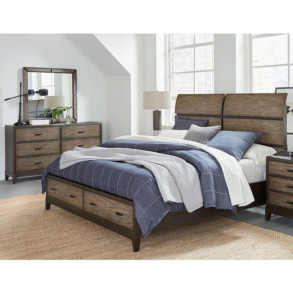 Riva Ridge Westlake 3 Piece Queen Bedroom Set in Portobello, , large