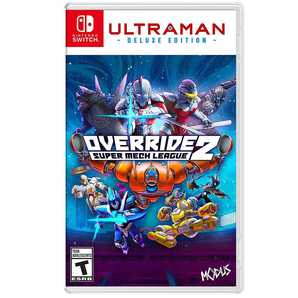 Override 2 - Super Mech League: Ultraman Deluxe Edition - Nintendo Switch, , large