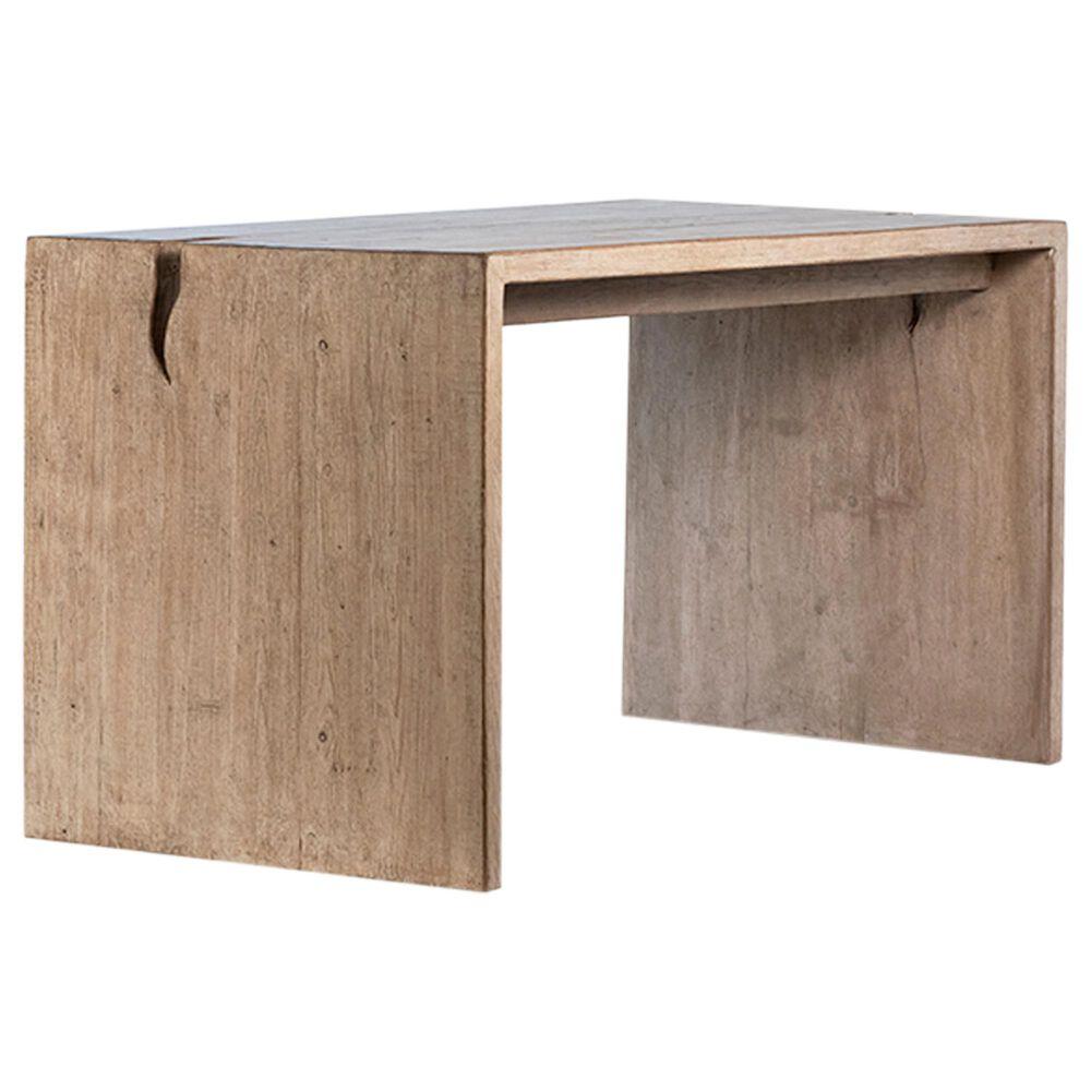 Blue Sun Designs Merwin Desk in White Wash, , large