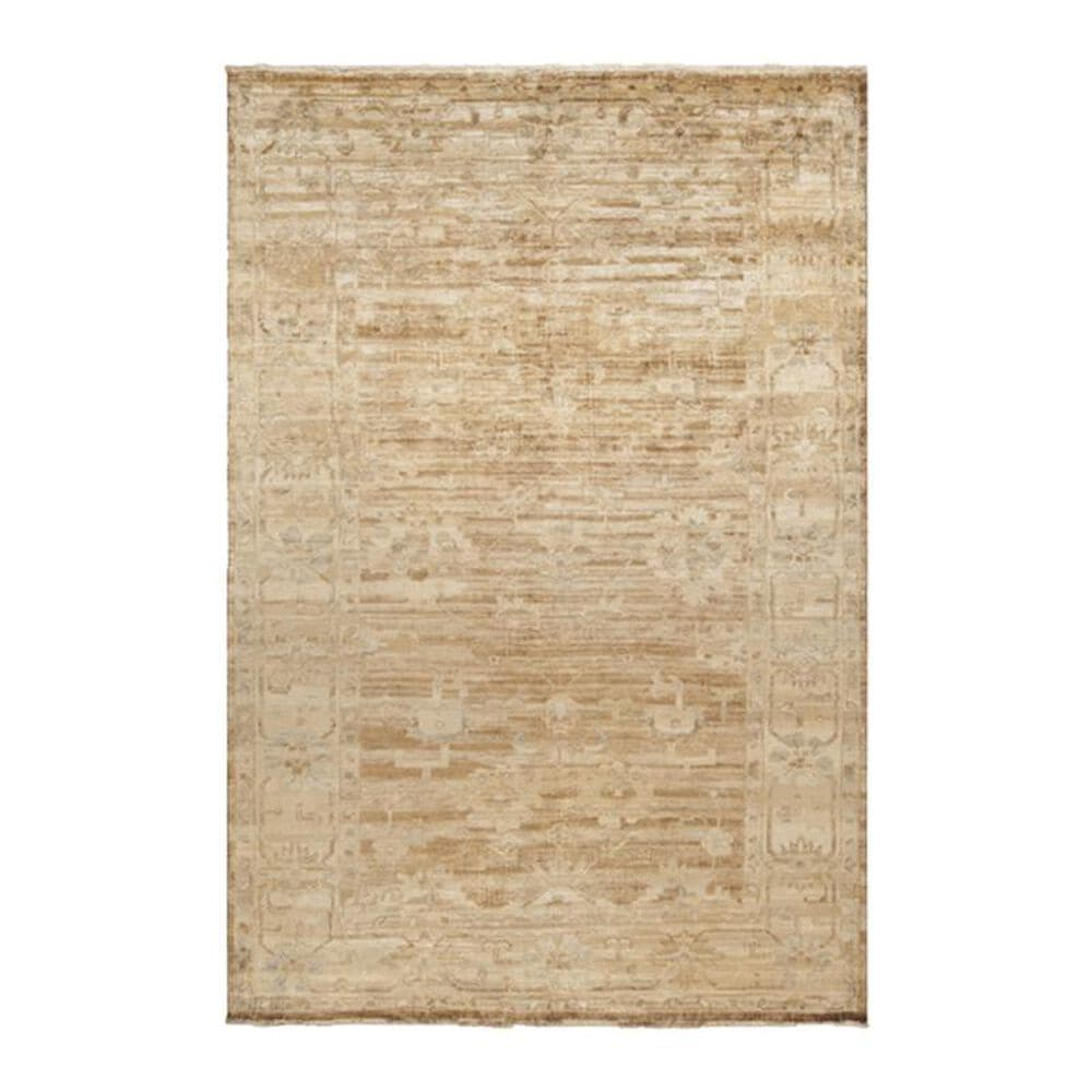 """Surya Hillcrest HIL-9012 5""""6"""" x 8""""6"""" Cream, Tan, Brown and Rust Area Rug, , large"""
