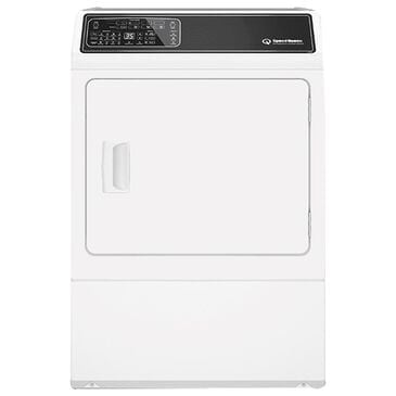 Speed Queen 7.0 Cu. Ft. Gas Dryer Classic Touch in White, , large