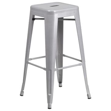 "Flash Furniture 30"" Barstool in Gray, , large"