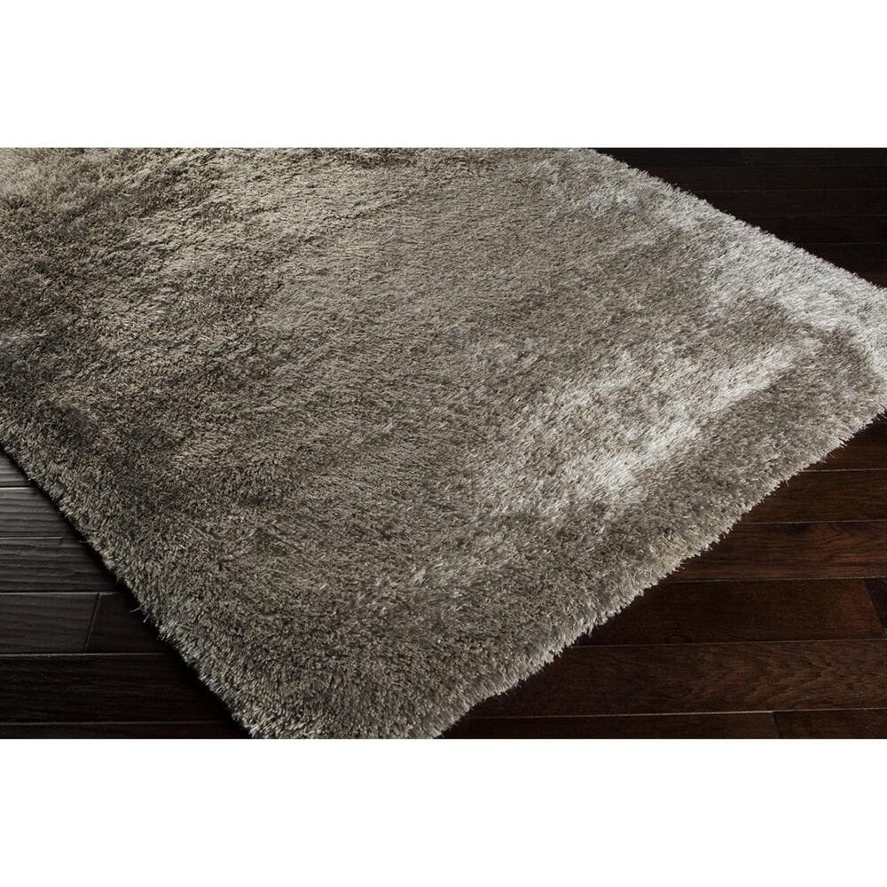 Surya Grizzly GRIZZLY-6 2' x 3' Ivory Area Rug, , large