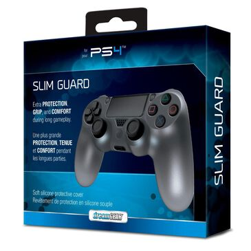 Dreamgear Slim Guard Cover for PlayStation 4, , large