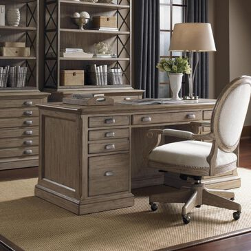Sligh Barton Creek Austin Desk in Driftwood, , large