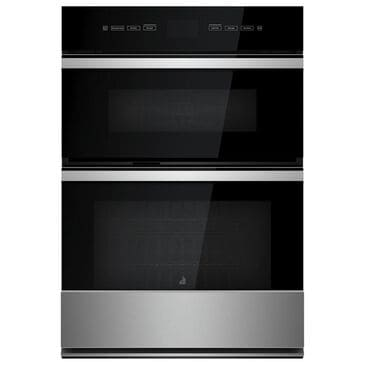 """Jenn-Air 30"""" Double Electric Wall Oven in Black Glass, , large"""