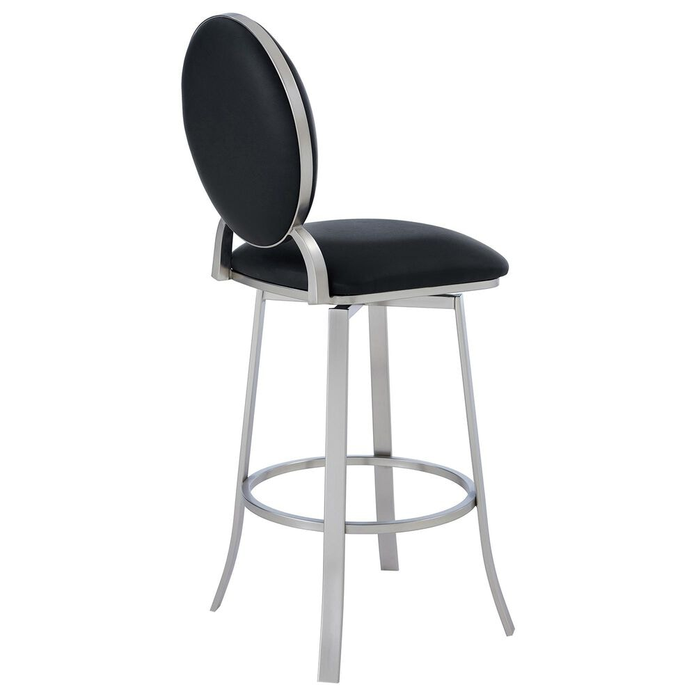 """Blue River Pia 30"""" Barstool in Black, , large"""