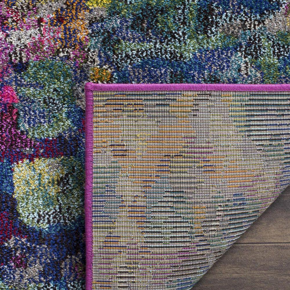 Safavieh Monaco MNC225D-1115 11' x 15' Pink/Multi Area Rug, , large