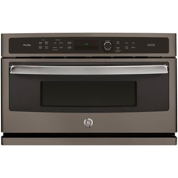 """GE Profile 30"""" Single Wall Oven with Advantium Technology in Slate , , large"""