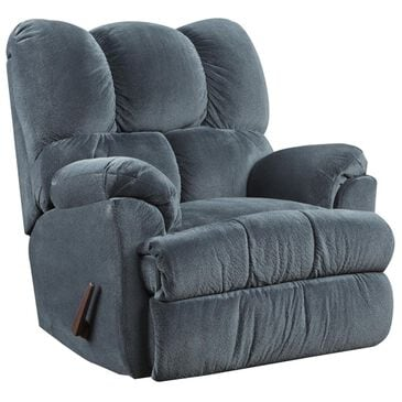 Arapahoe Home Moab Chaise Rocker Recliner in Aurora Blue, , large