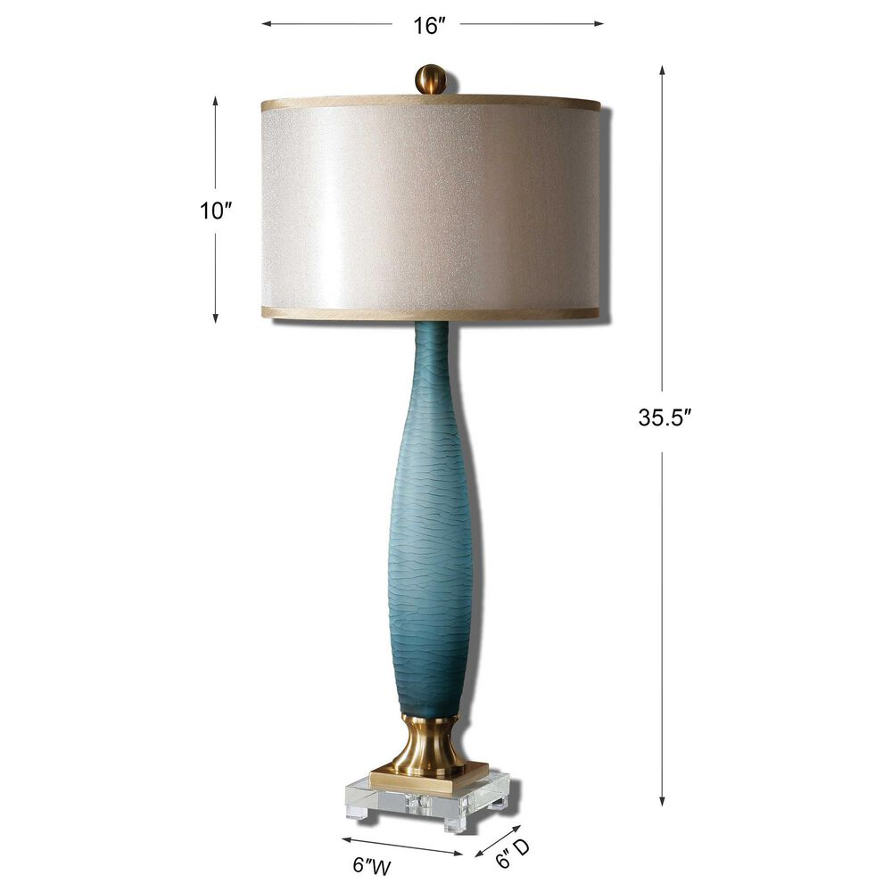 Uttermost Alaia Table Lamp, , large