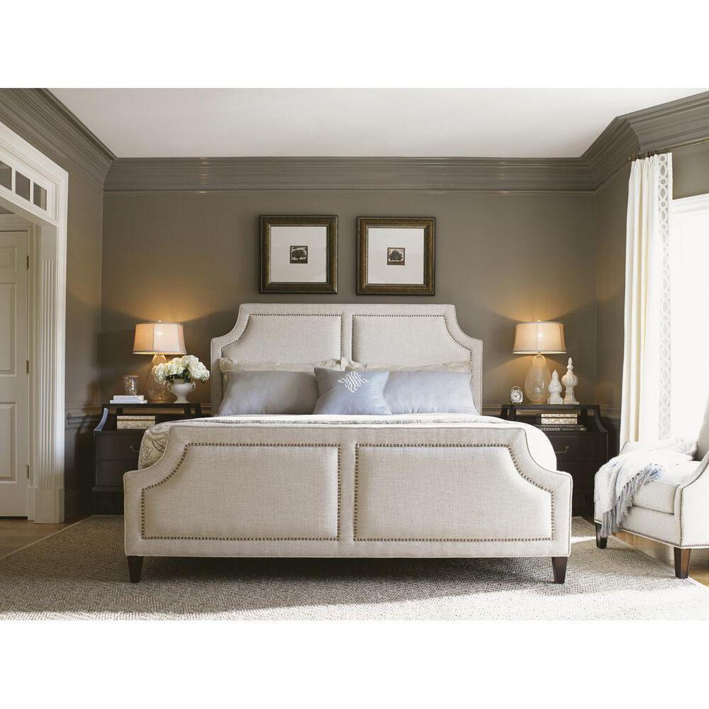 Lexington Furniture Kensington Place Chadwick Upholstered California King Bed, , large