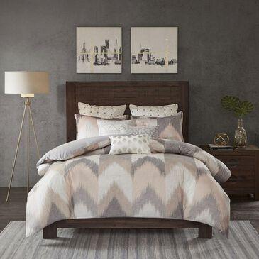 Goldstar Bedding Alpine 3-Piece King/California King Comforter Set in Blush, , large