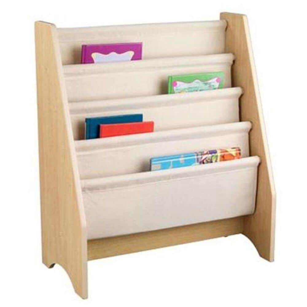 Kidkraft Sling Bookshelf in Natural, , large