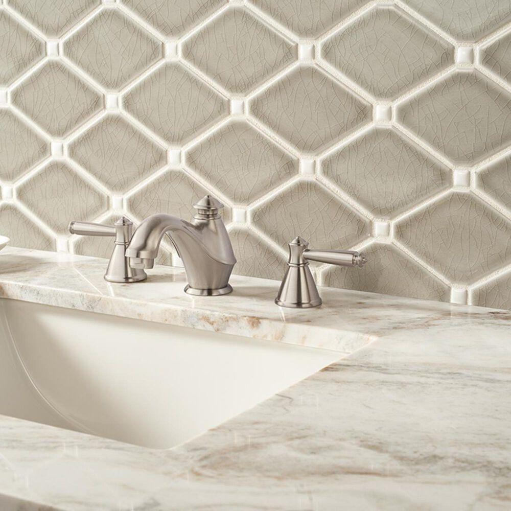 "MS International Highland Dove Gray Diamond 12.8"" x 12.3"" Ceramic Tile, , large"