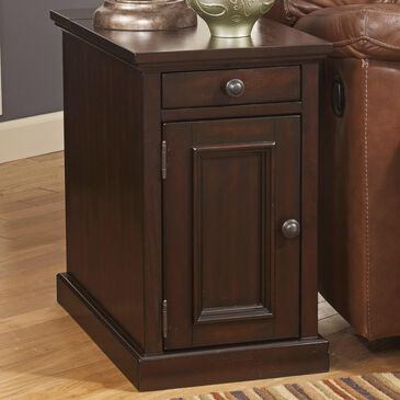 Signature Design by Ashley Laflorn Chairside End Table in Sable , , large