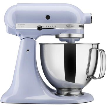 KitchenAid Artisan Series 5 Quart Stand Mixer in Lavender Cream, , large