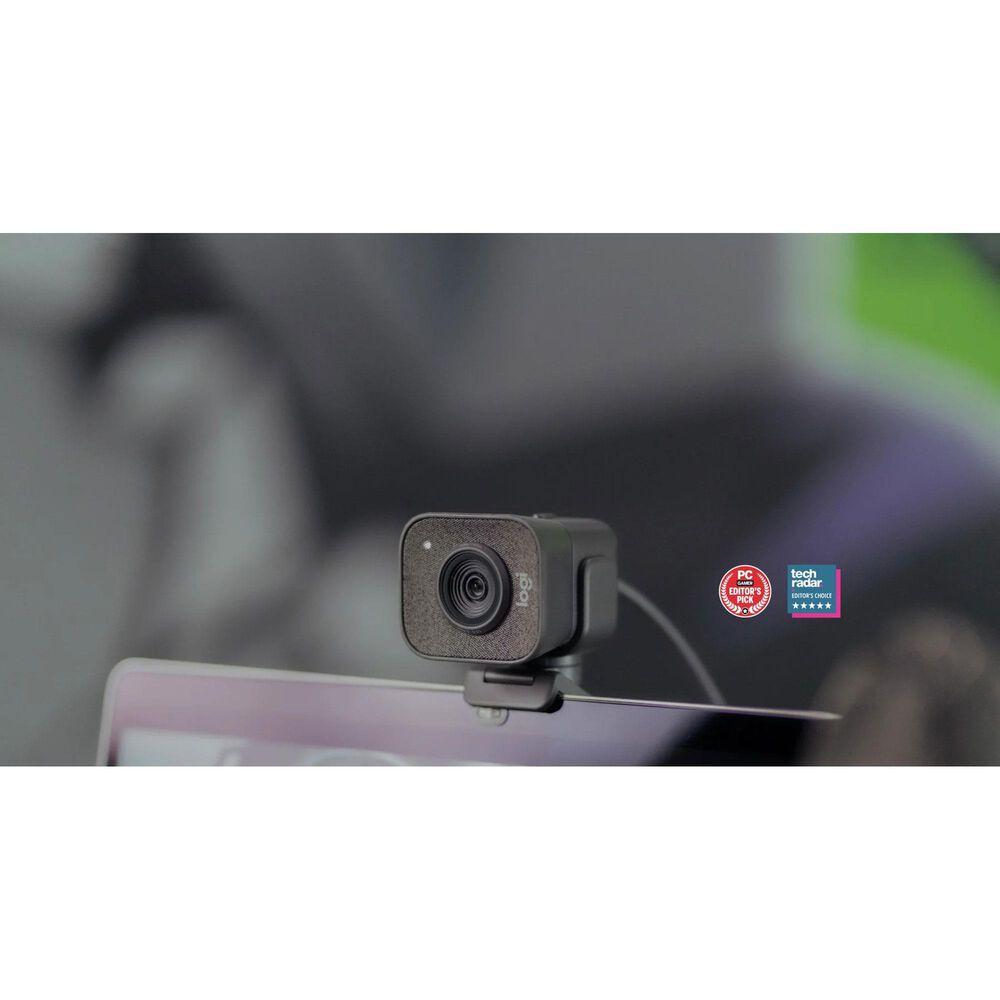 Logitech StreamCam Plus Webcam in Graphite, , large