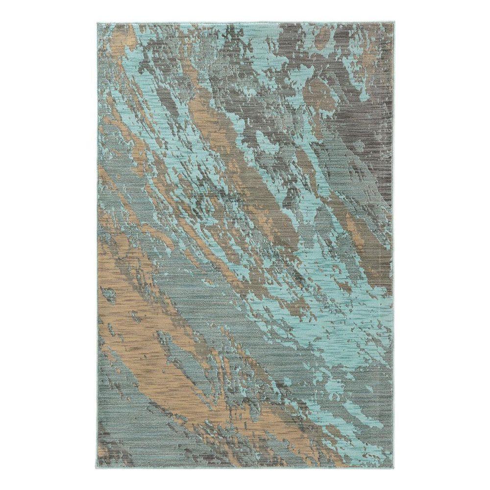 "Oriental Weavers Sedona 6367A 1'10"" x 3' Blue Area Rug, , large"