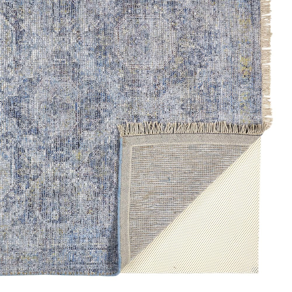 Feizy Rugs Caldwell 9' x 12' Blue Area Rug, , large