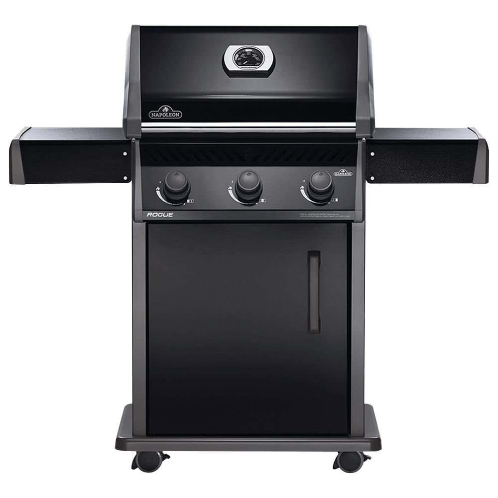Napoleon Rogue 425 Gas Grill in Black, , large