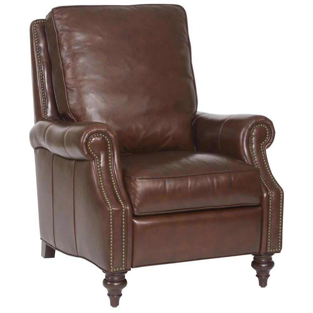 Hooker Furniture Savannah Davenport Recliner in Brown, , large