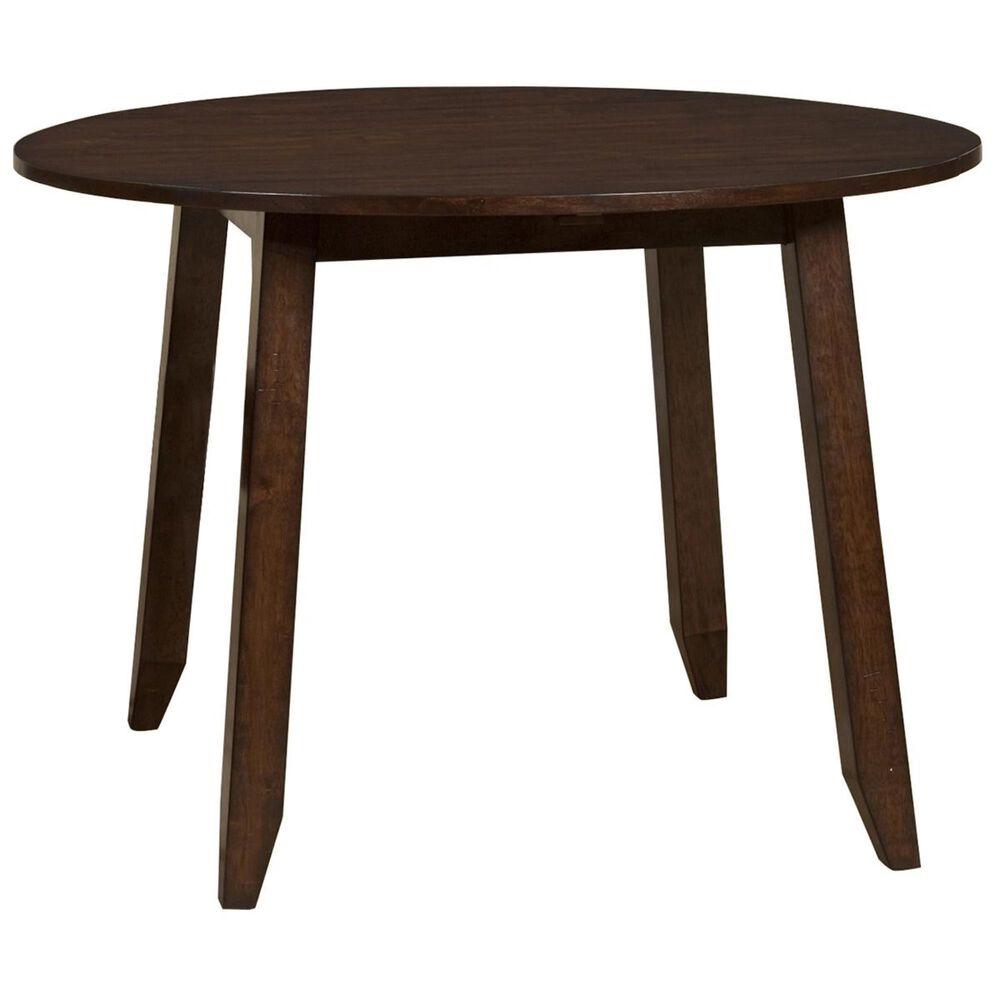 "Hawthorne Furniture Kona 42"" Drop Leaf Table in Brushed Raisin - Table Only, , large"