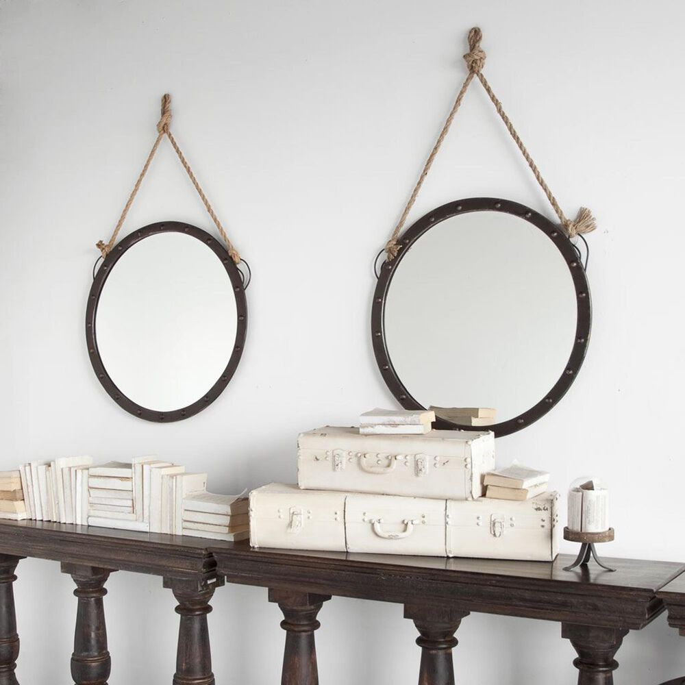 Mercana Pendula Wall Mirror, , large