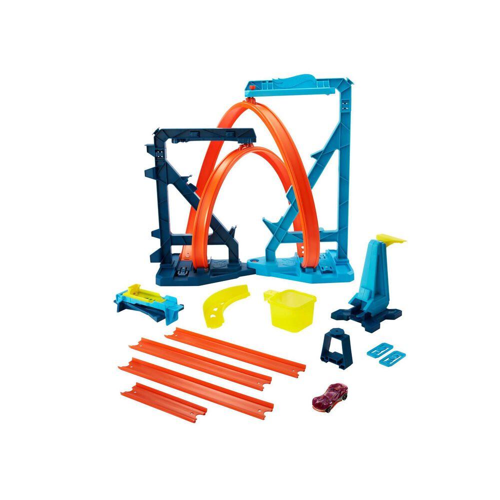 Mattel Hot Wheels Track Builder Unlimited Infinity Loop Kit, , large