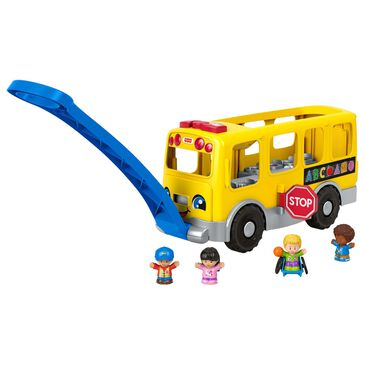Fisher-Price Little People Big Yellow School Bus, , large