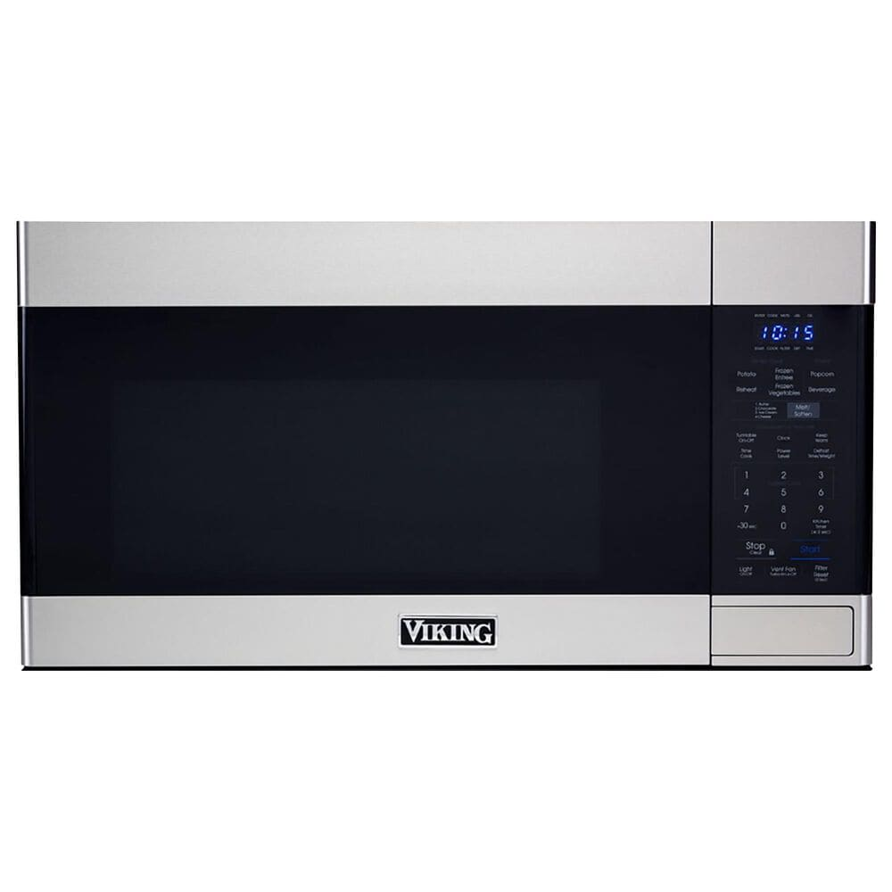 Viking Range 1.8 Cu. Ft. Over-the-Range Microwave in Stainless Steel, , large