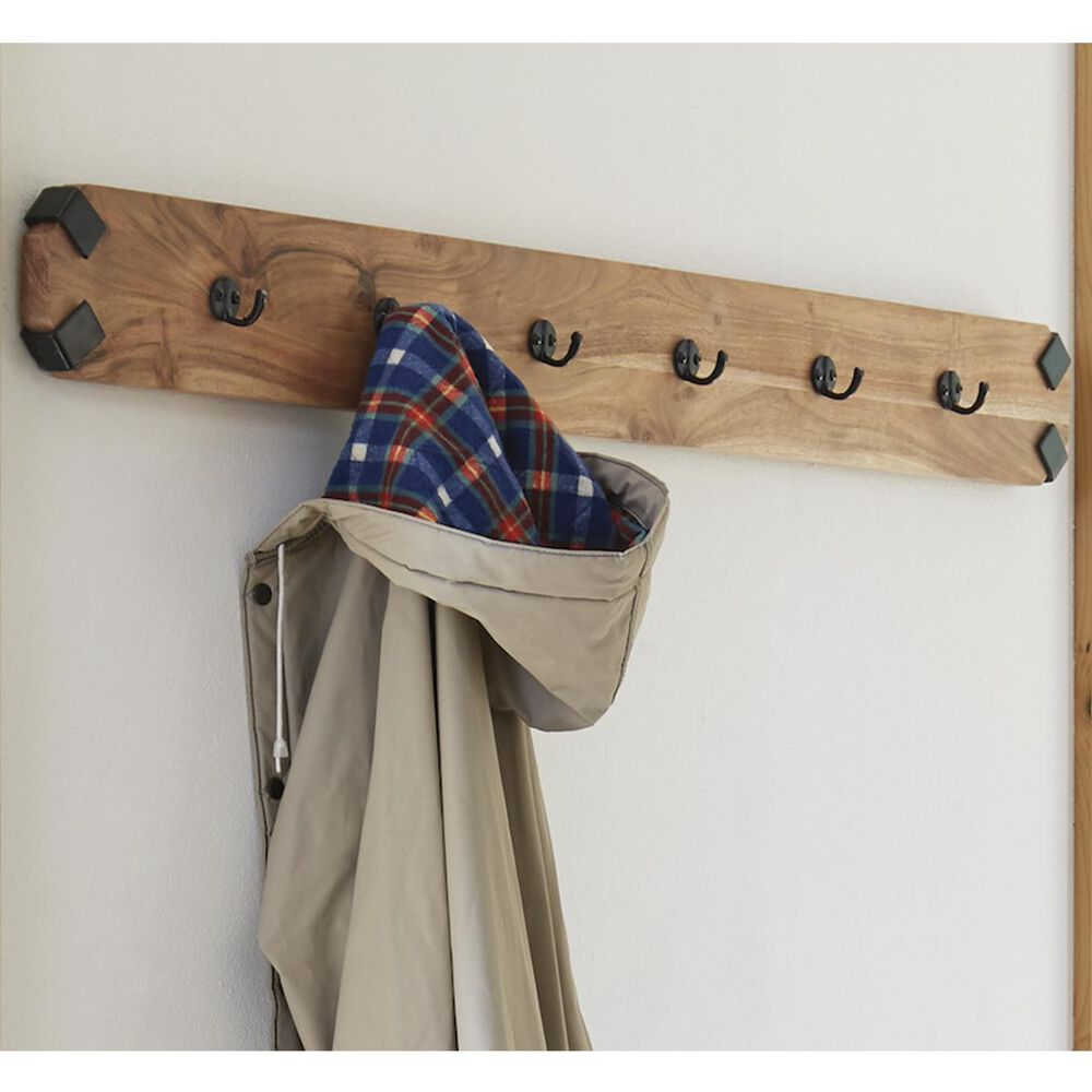 Bolton Furniture Ryegate Wall Coat Hook in Natural, , large