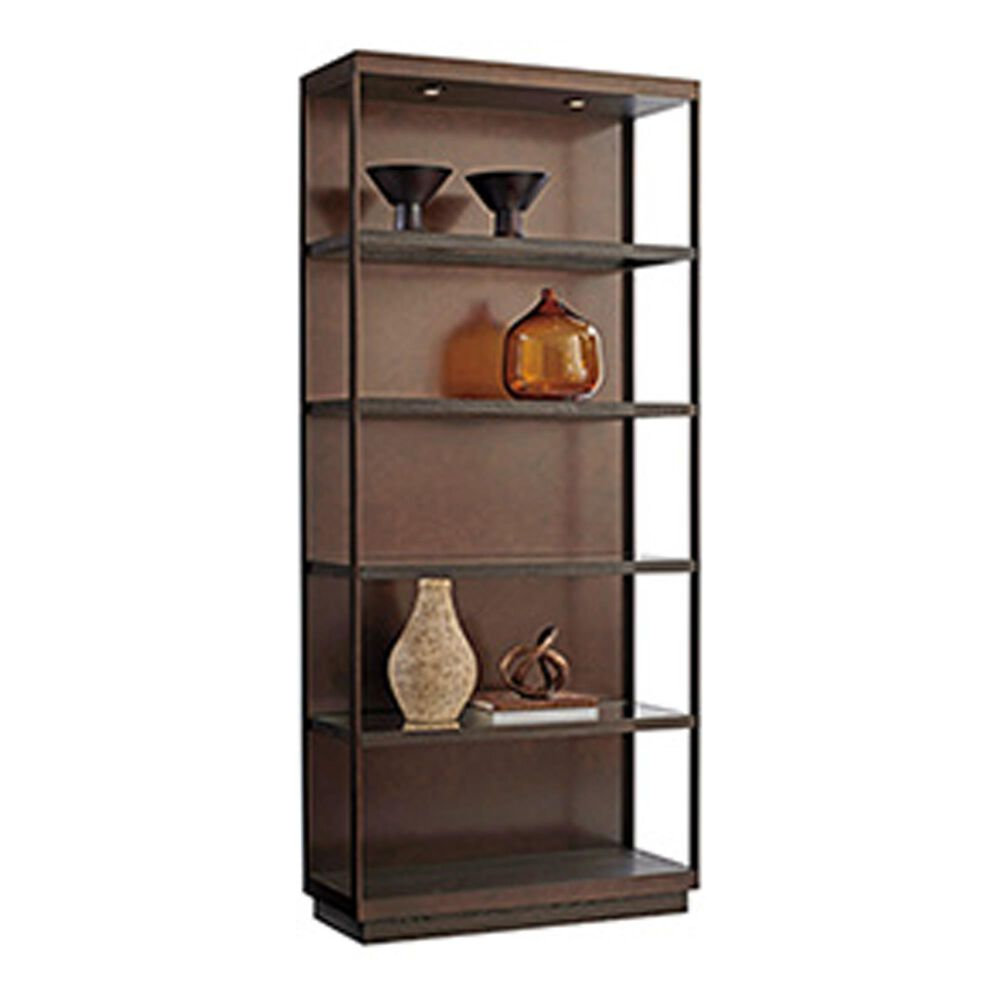 Lexington Furniture Sugarload Etagere in Canyon, , large