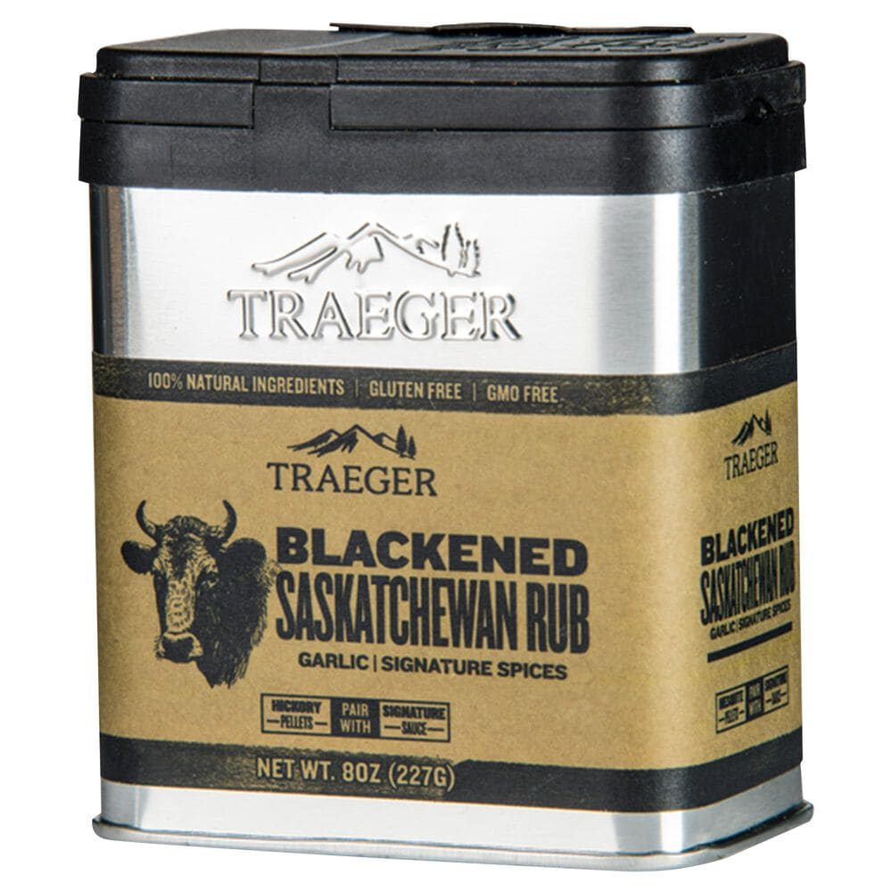 Traeger Grills 80 Oz. Blackened Saskatchewan Rub, , large