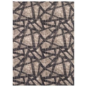 "Scott Living Expressions Solstice 91673-90121 9'6"" x 12'11"" Onyx Area Rug, , large"